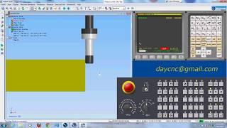 Video Hướng dẫn set gốc gia công trên máy phay CNC