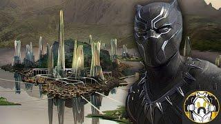 MCU Wakanda REVEALED in Captain America: Civil War Concept Art