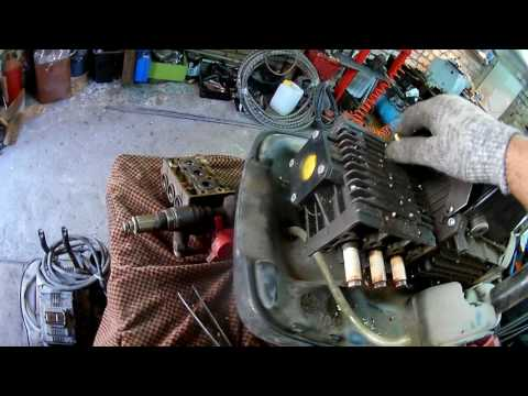 Ремонт автомойки Portotecnica Elite 2840