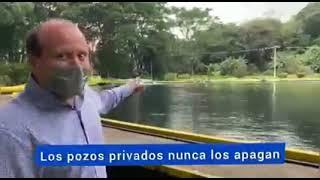 Hay corrupción en Empagua dice diputado Cristian Álvarez