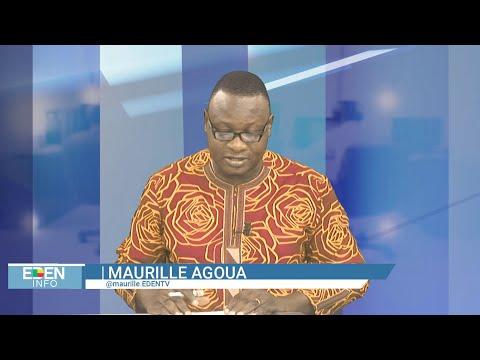 Le Journal de 20H - Eden TV – 27 Août 2021 par Maurille Arnaud AGOUA Le Journal de 20H - Eden TV – 27 Août 2021 par Maurille Arnaud AGOUA