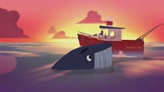 Η θαλάσσια ζωή εκπέμπει SOS