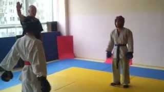 Рукопашный бой против Бокса