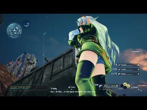 Jeu Playstation 4 - PS4 - Sword Art Online : Fatal Bullet - TTBE.