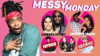 DRAMA ALERT! Logan Paul, Chris & Queen, BoonkGang EXPOSED &MORE | MessyMonday