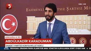 """Abdulkadir KARADUMAN - """"EĞİTİM SİSTEMİ, SORUNLARI Ve ÇÖZÜM ÖNERİLERİ"""" - 17.09.2018"""