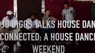 JOJO DIGGS Talks House Dance & Judges Showcase | Feature Spotlight | #SXSTV