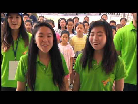 2016海外華裔青年英語服務營1