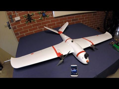 »-xuav-snow-goose--ready-for-maiden-flight