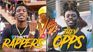 Rappers Vs. Their Enemies (Part 3)