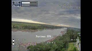 IFlight MegaBee first test FPV Goggles view