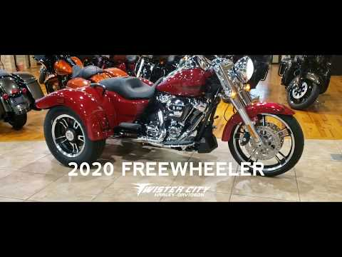 2020 Harley-Davidson® Freewheeler® : FLRT