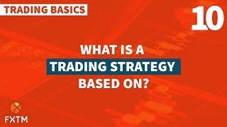 Apakah perkara yang menjadi asas bagi Strategi Dagangan?