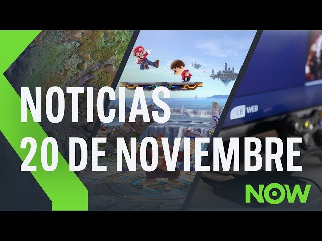 Adiós al STEAM LINK, Caída del BITCOIN y TRAILER de SUPER SMASH BRO ULTIMATE de 7 min | XTK Now!