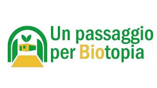 Animazione logo Un passaggio per Biotopia