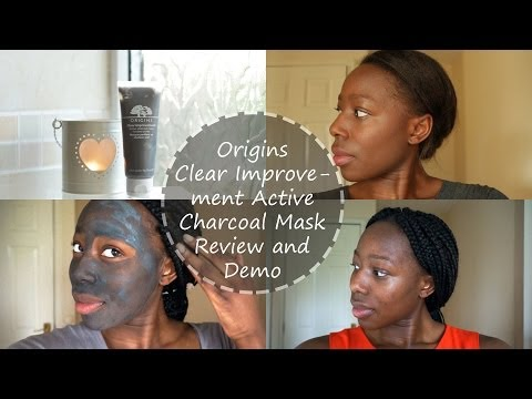 Clear Improvement Charcoal Honey Mask to Purify and Nourish by origins #10