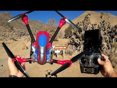 kaideng-k70f-altitude-hold-58ghz-fpv-sky-warrior-drone-flight-test-review