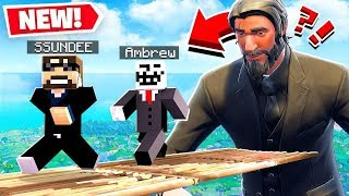 Minecraft: FORTNITE MURDER RETURNS!! | MODDED MINI-GAME
