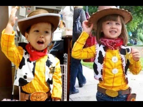Disfraz de Woody para niños