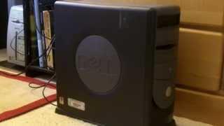Dell Dimension 4300 NVIDIA Graphcis Windows 7 64-BIT