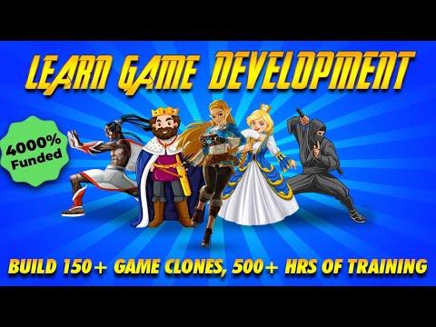 An Overview to Game Development Program   Eduonix   Kickstarter ...