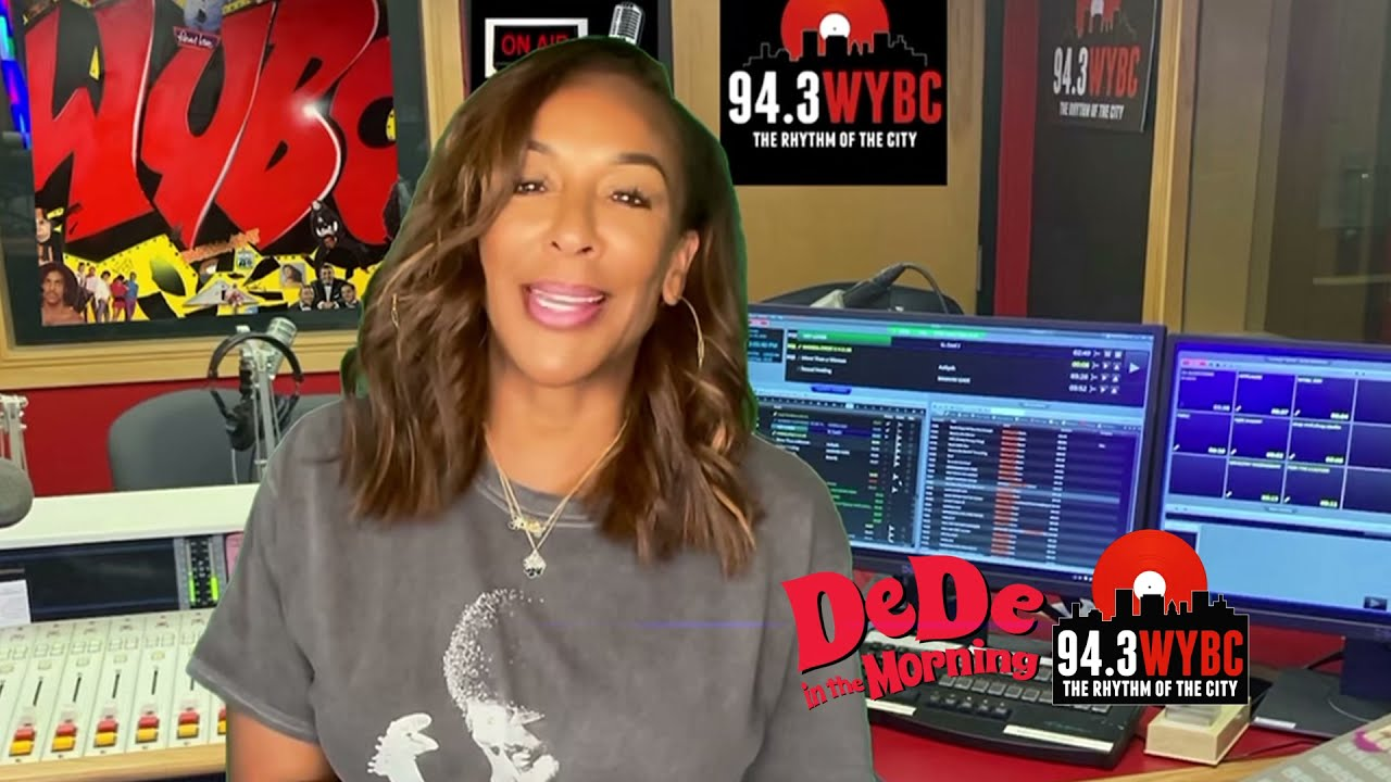 DeDe in the Morning on 94.3 WYBC