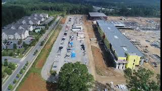 SWHS Aerials 10-16-18