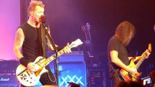 Metallica - I Disappear (Live in San Francisco, December 9th, 2011)