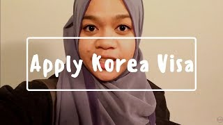 HOW TO APPLY TOURIST VISA FROM TAIWAN TO SOUTH KOREA (VISA REQUIREMENTS)