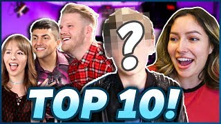 17 MILLION SUBSCRIBERS!   Top 10 React BTS Moments April 2018 - Video Youtube
