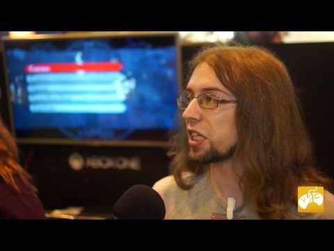 Madrid Games Week: Miguel Hernández, programador de ANIMA