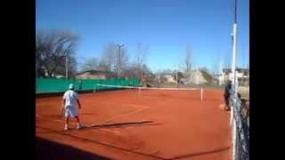 preview picture of video 'Llegando al La Isla Tenis Club - Domingo 14 de Julio'