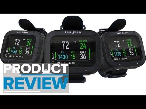 Aqua Lung i770R Dive Computer Review
