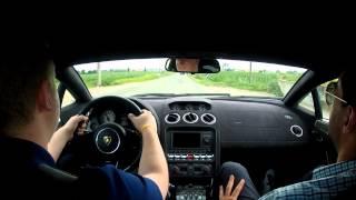 preview picture of video 'Lamborghini Superleggera Acceleration (Sant'Agata Bolognese, Italy) Make-A-Wish Wish Come True!'