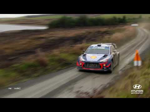 Wales Rally GB Best of: Action - Hyundai Motorsport 2018