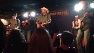 "Alan Jackson ""There Is A Time"" at ""The Bluegrass Album"" show at Station Inn"