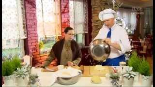 Rączka gotuje - kołocz z serem lub makiem