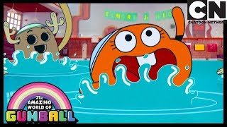 Gumball | Darwin Is A Swimming Sensation | The Club | Cartoon Network