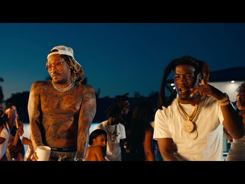 """Hotboii & Future """"Nobody Special"""" (Official Video)"""