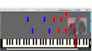 Andrea Bocelli and Jennifer Lopez - Quizas Quizas Quizas - Piano Tutorial and Cover