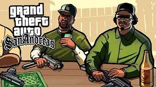 Part 3 | GTA San Andreas CHEAT CODES ENABLED!! 😈😈