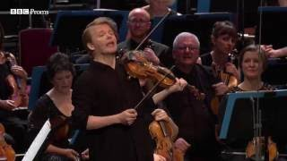 Pekka Kuusisto's hilarious Proms encore - My Darling Is Beautiful