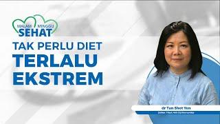 Cara Atur Pola Makan Menurut Ahli Gizi dr Tan Shot Yen, Tidak Perlu Diet Mati-matian