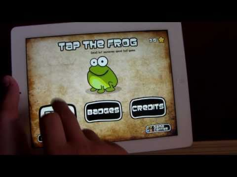 tap the frog app