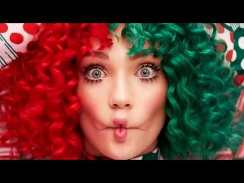 Sia- Candy Cane Lane (Lyrics+ Sub. Español)