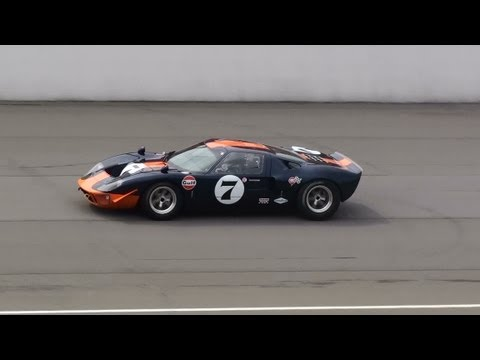 Incredible Ford GT40 Superformance