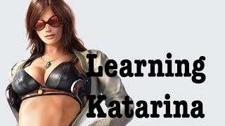 Katarina Tekken Learning Stream