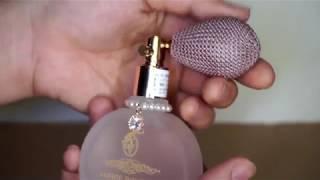 Atomizer Vintage Design Perfume Review
