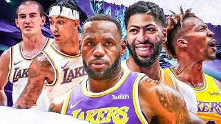 LA Lakers Top Plays of 2019-20 - They're Back! - Part 1