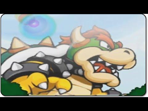 Mario & Luigi: Bowser's Inside Story - Walkthrough Part 5